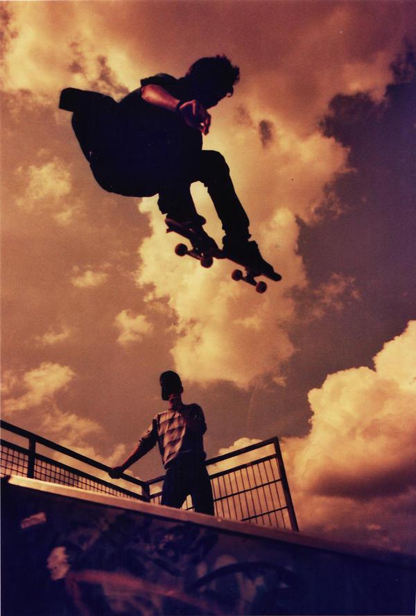 the flying mat2 by Blumbumm