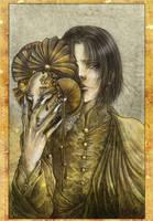 'Sadness of Count D' by RekhytAnkh