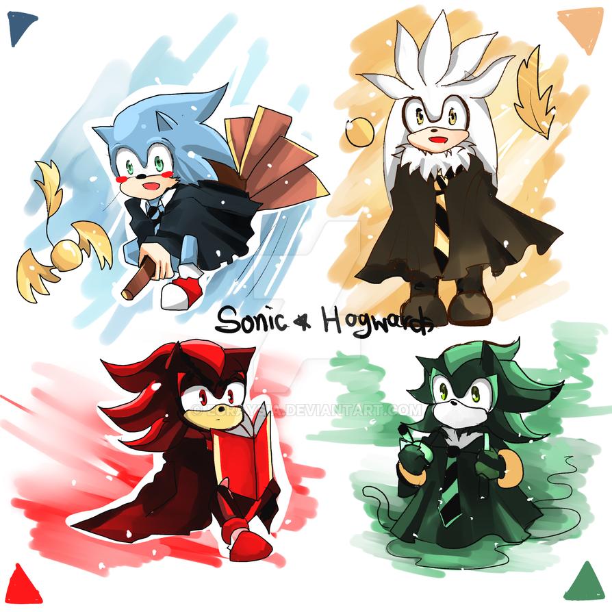 Sonic Harry Potter AU - Info by PenPal-Olive on DeviantArt