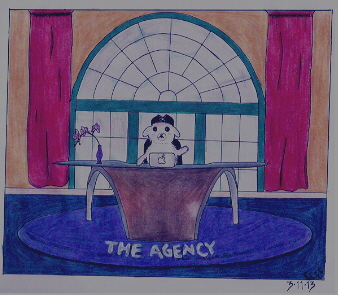 Ace's Agency by PsychoJailBird