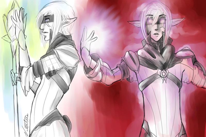 Healer Has the Bloodiest Hands by Vamien