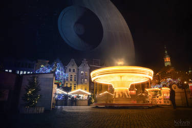 Star wars in Poland by kobaru