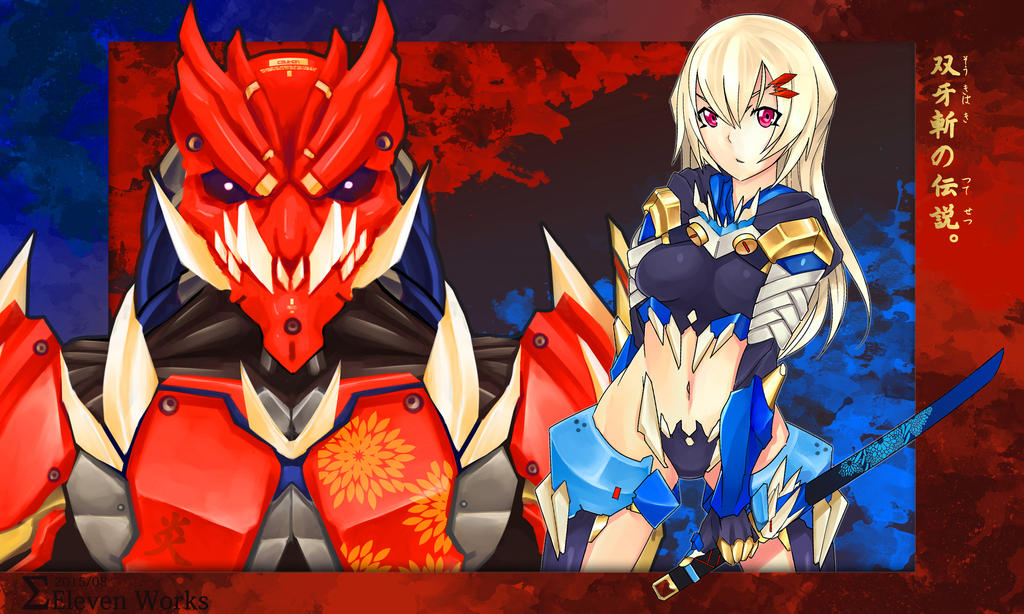 red oni  blue oni by sigmaeleven on deviantart