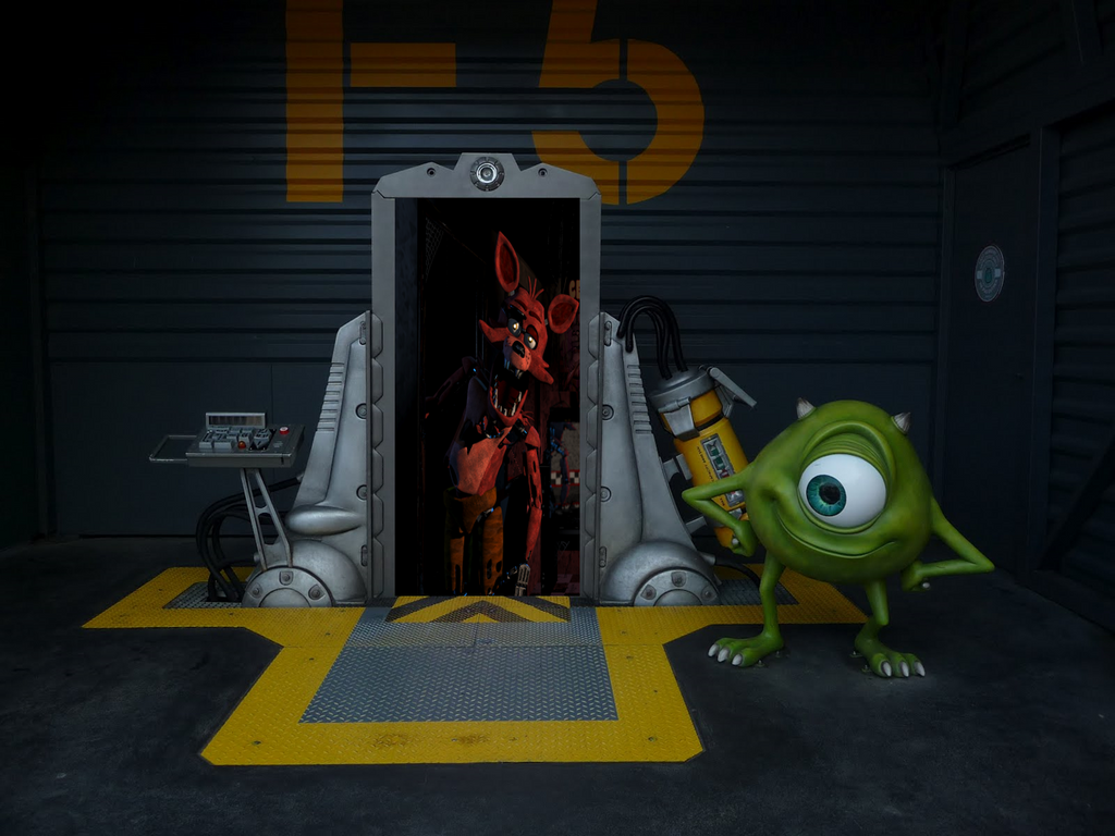 Wrong Door Mikey! by onyxcarmine ... & Wrong Door Mikey! by onyxcarmine on DeviantArt