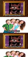 Spongebob theme FNAF Version (THIS IS CRINGY)