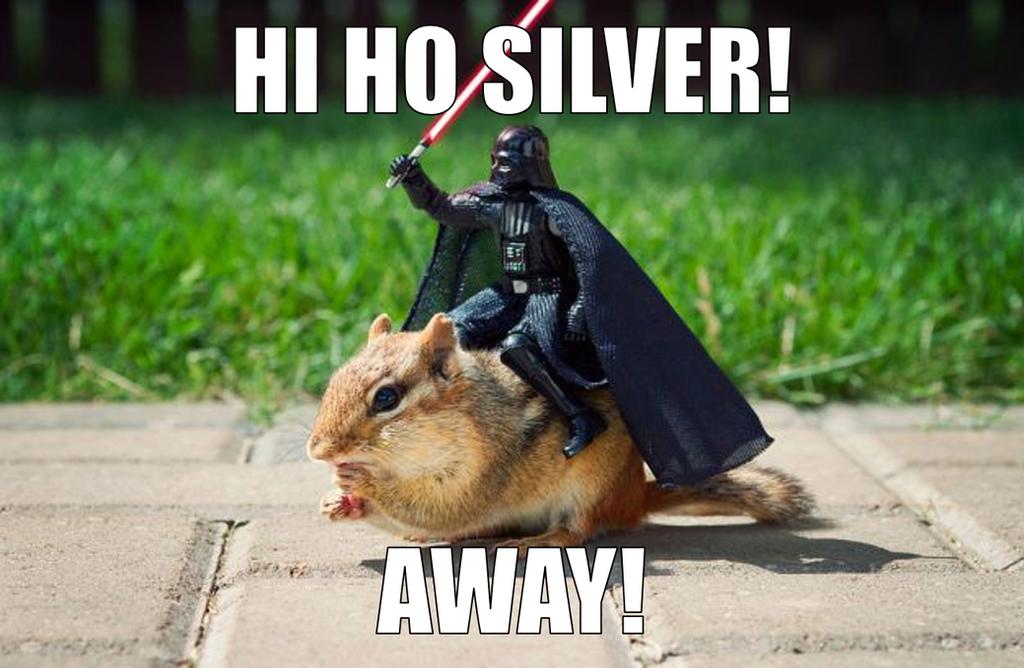 Funny Meme Hi : Hi ho silver by onyxcarmine on deviantart