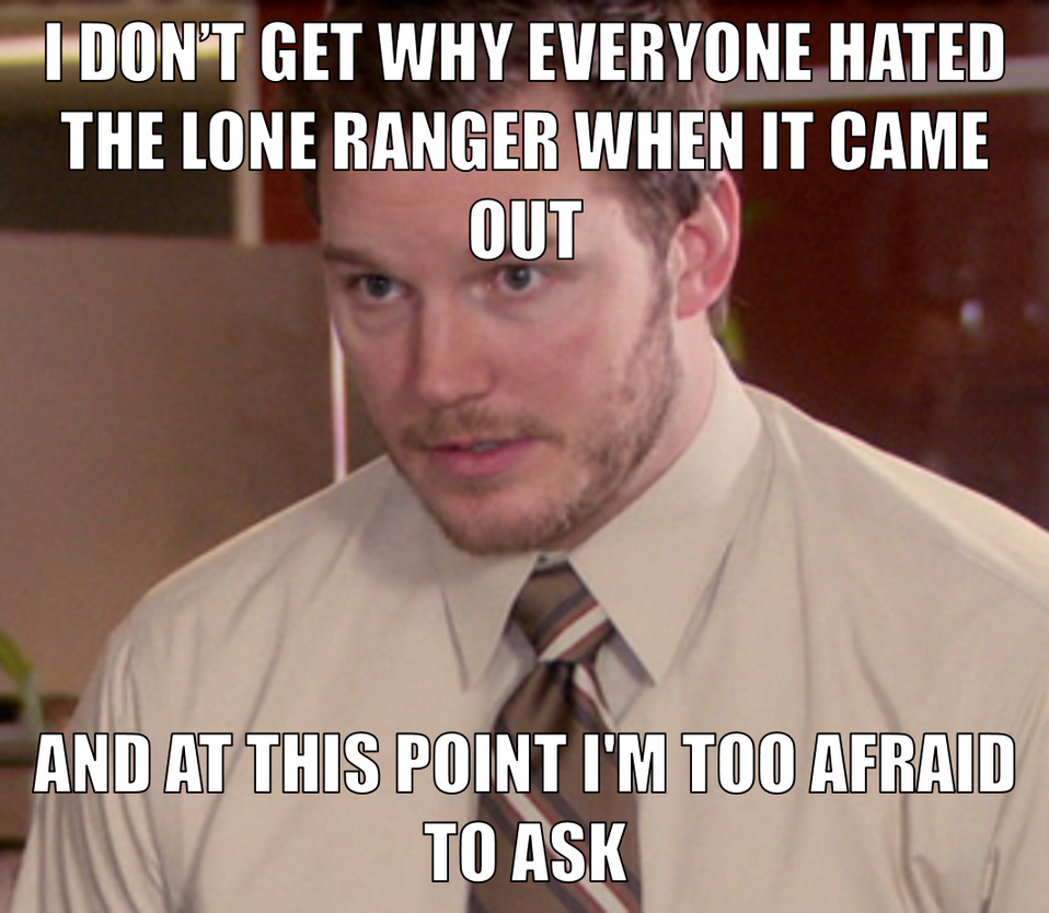 the_lone_ranger_by_onyxcarmine d8vm51y the lone ranger by onyxcarmine on deviantart,The Lone Ranger Meme