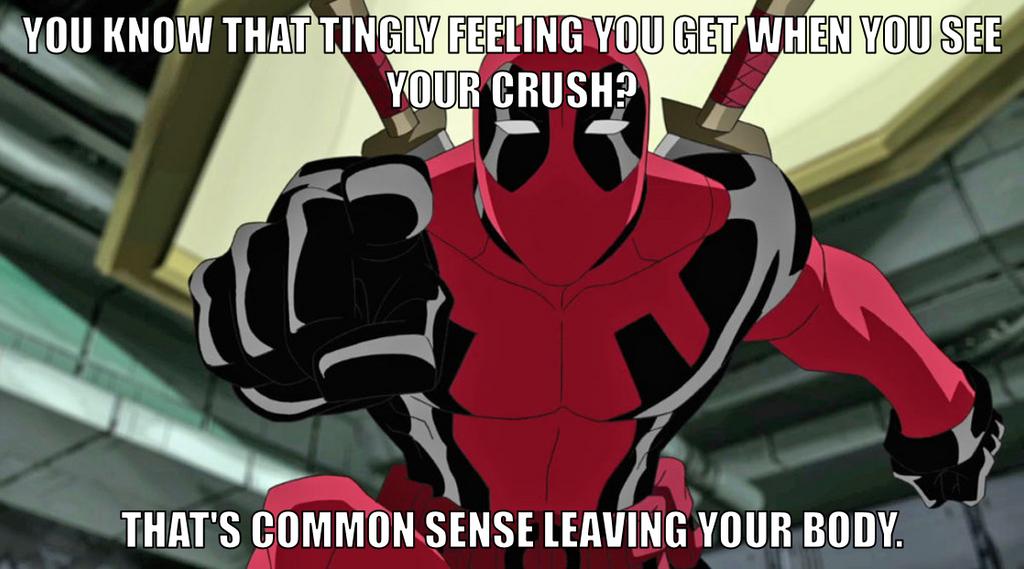 deadpool common sense meme - photo #5
