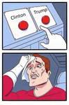 A very hard choice