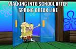 After Spring Break