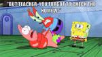 Patrick shush