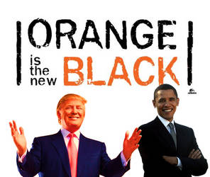 Orange Is the New Black by onyxcarmine