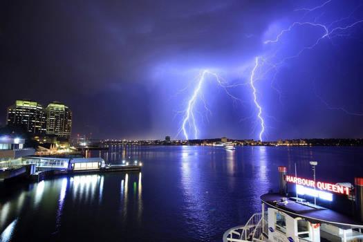 You've been... Thunderstruck