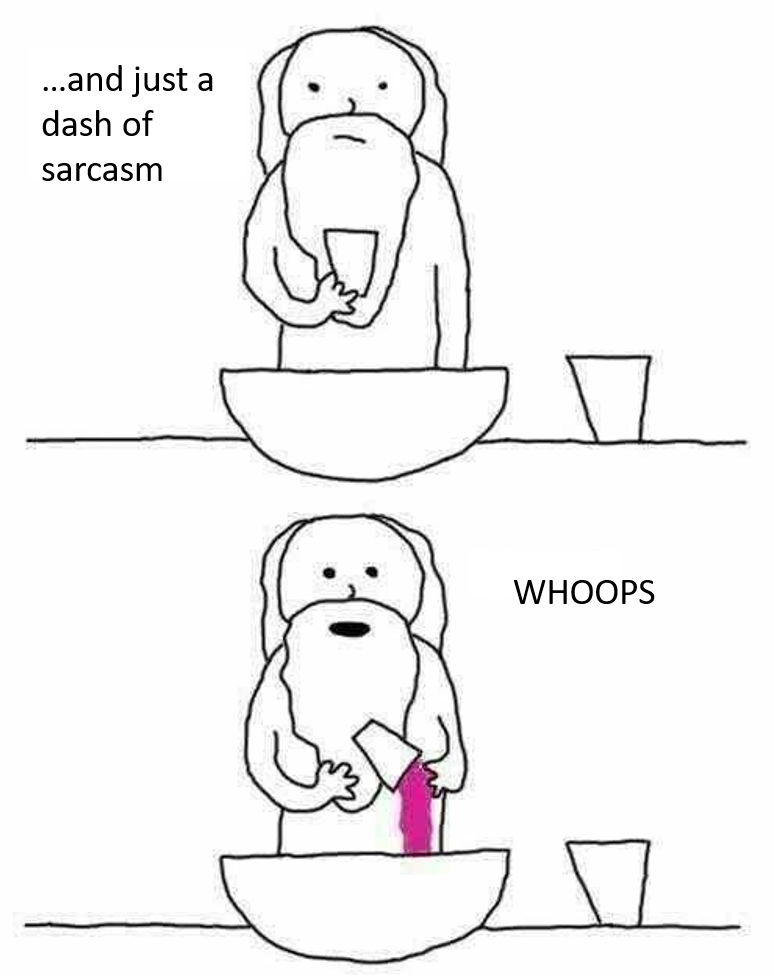 When God made me by onyxcarmine