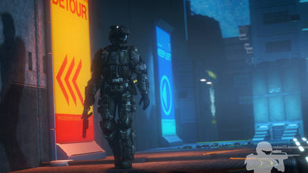 ODST MCC Concept Remake by Rookie425