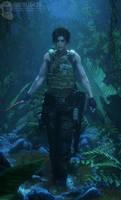 Zero Dark Raider