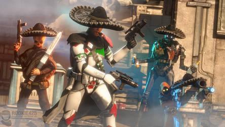 Rogue Juan: Revenge of the Fifth