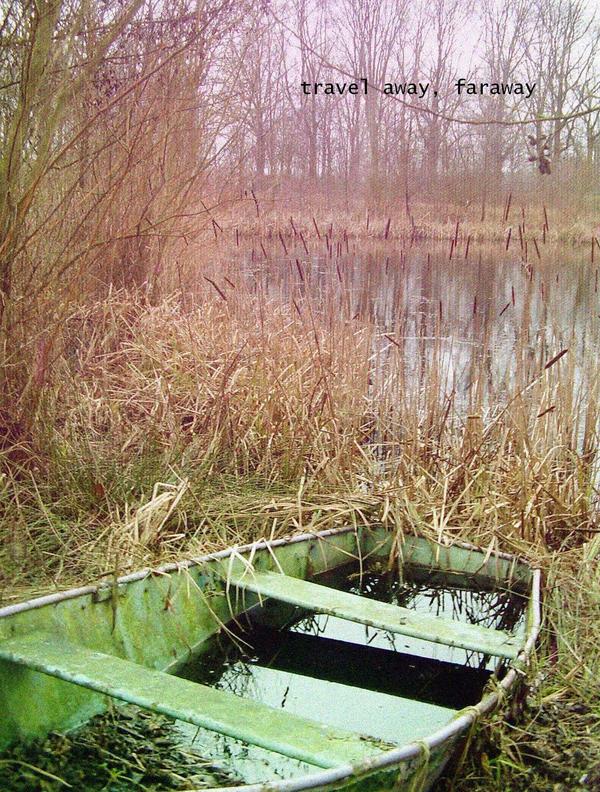 Sunday boat by goudlokje
