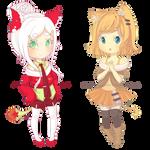 Teaa And Chiyo