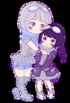 Hito and Chiaki
