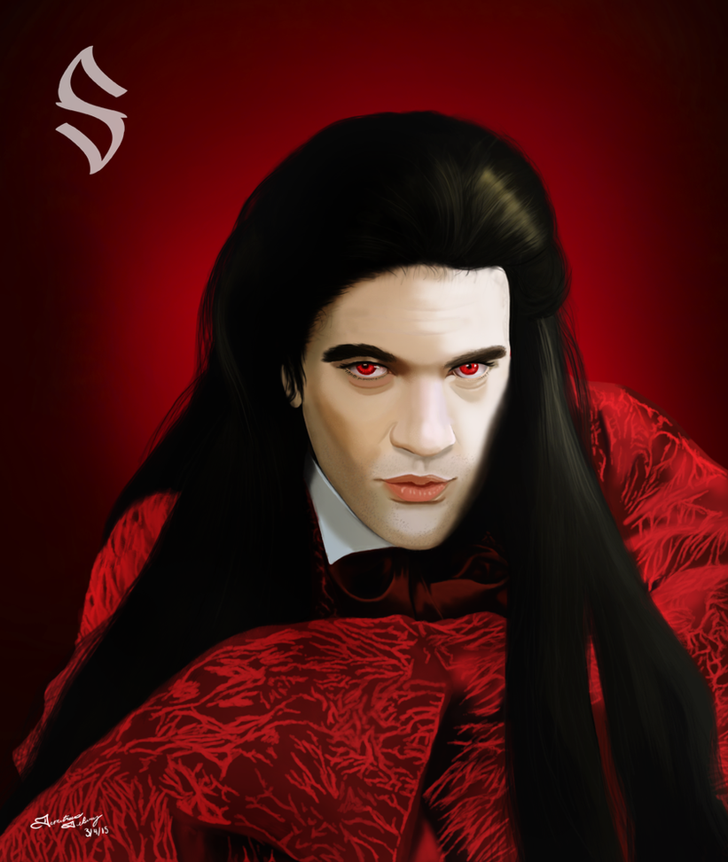 armand interview with the vampire by sokartis on deviantart
