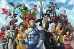 The Black Superhero Society
