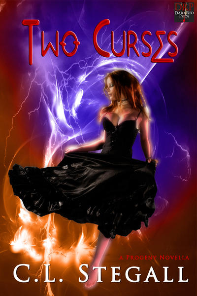 Two Curses eBook Cover by clstegall