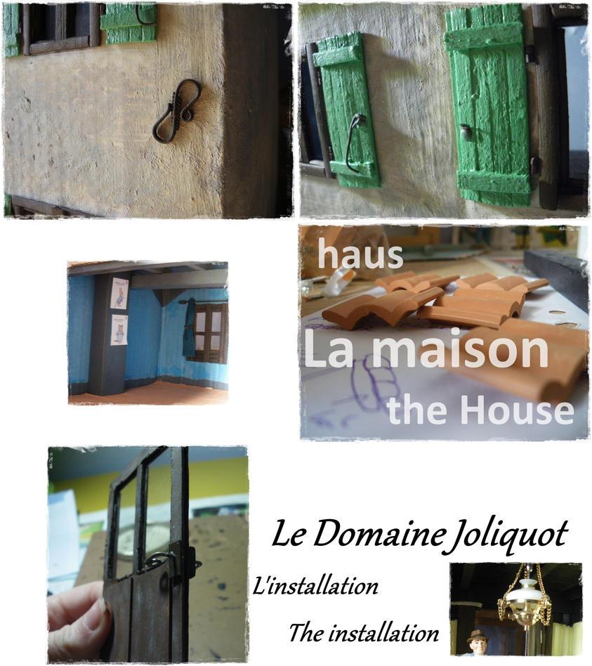Le domaine Joliquot, la maison-the house by MsLacabra
