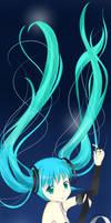 Hatsune Miku Append by xXxKatrina