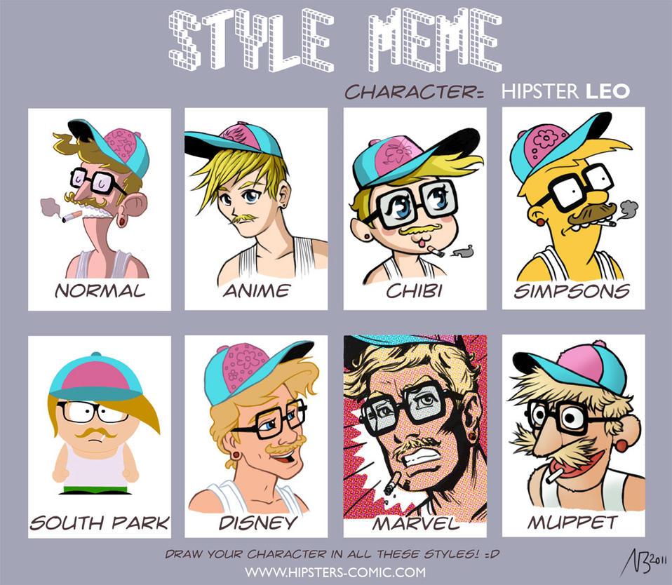 stlye meme by AvBaur