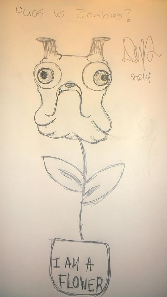 I am a beautiful flower! by soundofsilver