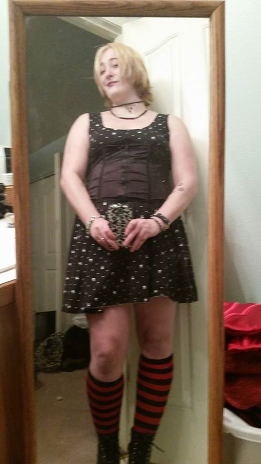 Dress, boots, socks and waist clencher! by soundofsilver
