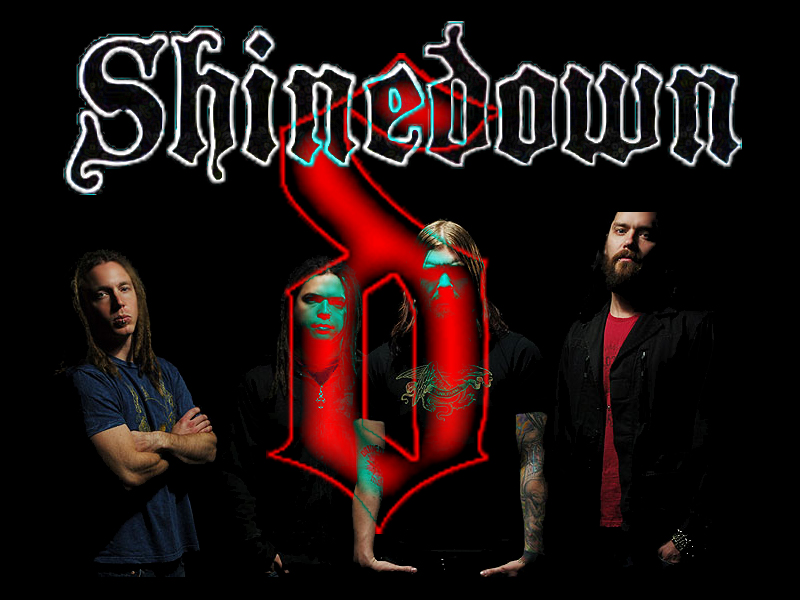 Shinedown By Andymancan792 On DeviantArt