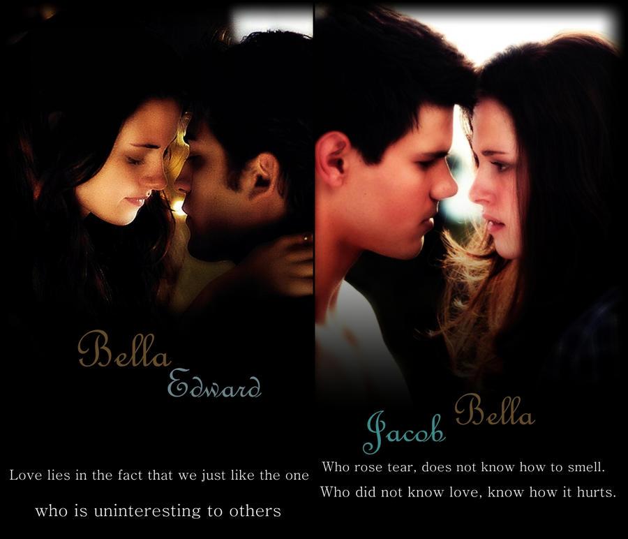 Edward bella jacob threesome