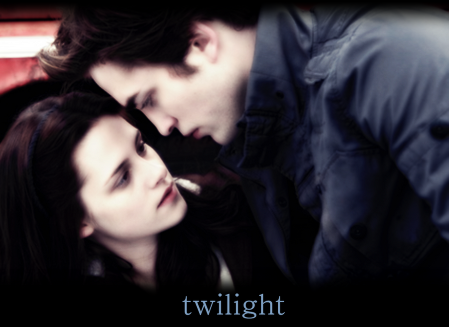 Bella and edward twilight wallpaper by tokimemota on for Twilight edward photos