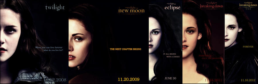 the twilight saga posters Isabella swan [Cullen] by Tokimemota