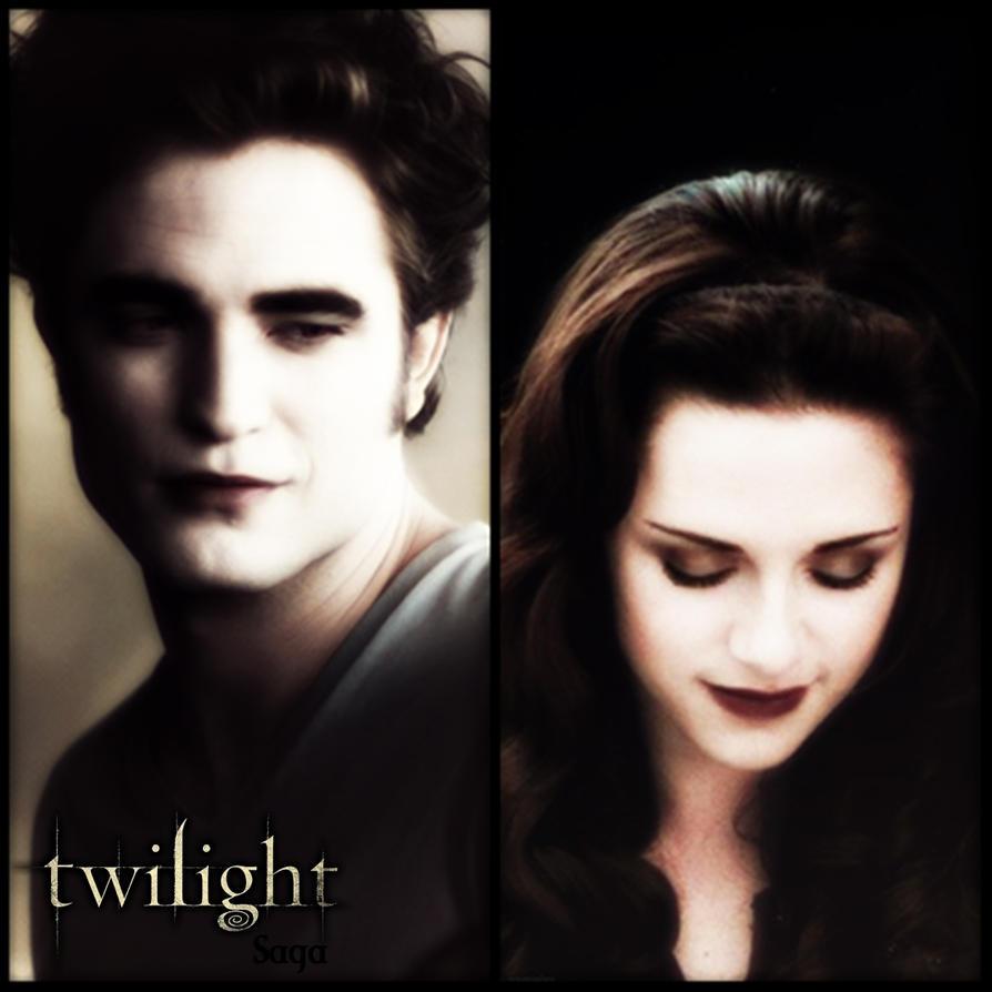 Twilight poster edward bella jacob