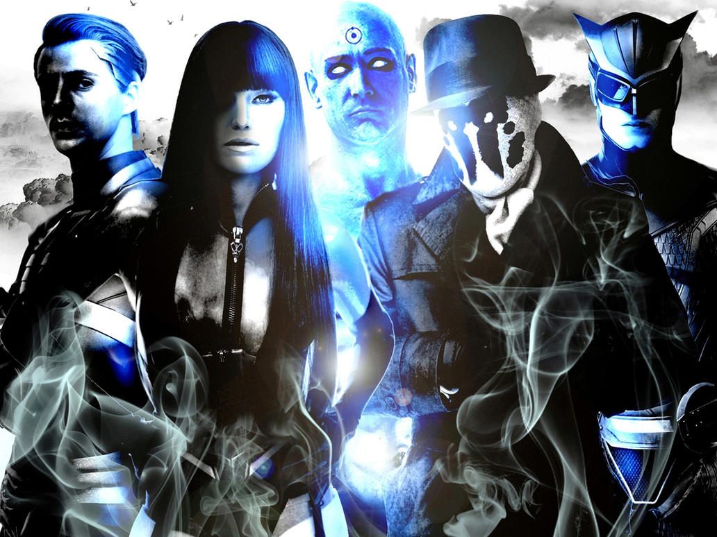 WATCHMEN by Lord-Corr
