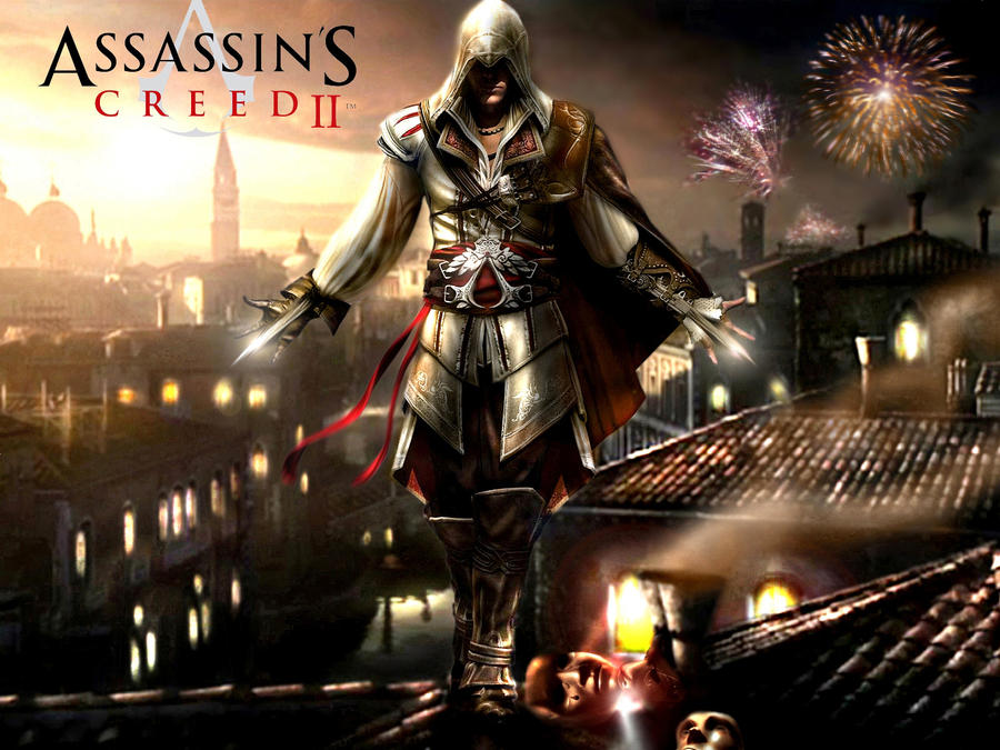 Assasin's Creed II by Lord-Corr