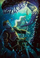 Deep waters by Lord-Corr