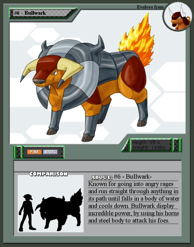 #6 - Bullwark by Laurelman