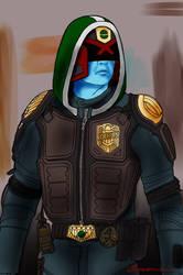 Judge Ronan by Aozame32