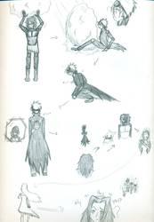 A Crappy Xiaolin Showdown Comic by ninja-freak13