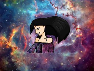 Space *.* by BlazeeKnight