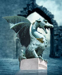 Dragon. by stevenquinn