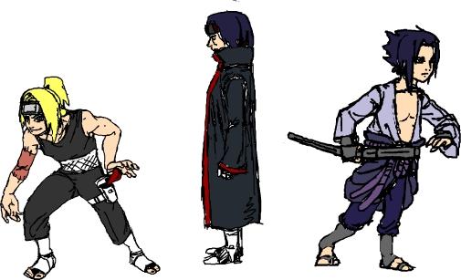 cartoon draft 1 by taichi4743