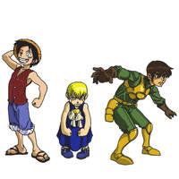Guys Of Guys by taichi4743