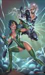 Marvel vs Killer Instinct by tony-tzanoukakis