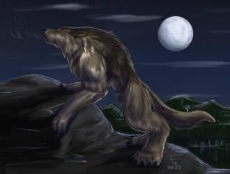 Howl Beyond by rwolf