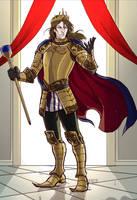 Commission 59- Prince Stavian by LadyDeddelit